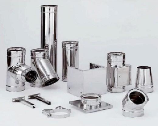 Обзор технических характеристик и элементов дымоходов из нержавеющей стали