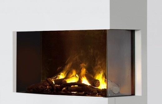 Электрический камин с функцией «3D Fog»