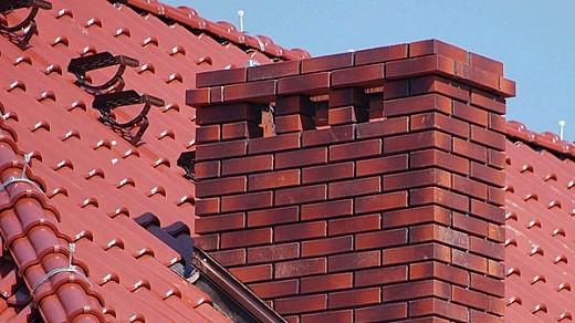 Инструкция как сделать ремонт дымохода из кирпича